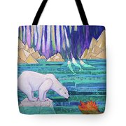 A Tale Of Light And Ice Tote Bag