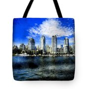 A Tale Of Two Cities Tote Bag