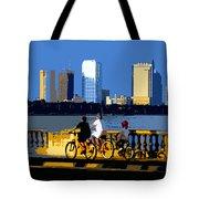 A Tampa Bay Florida Summer Tote Bag