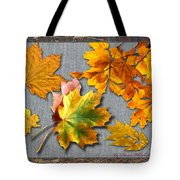 A Taste Of Fall Tote Bag