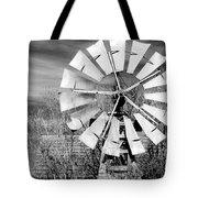 A Texas Windmill Tote Bag