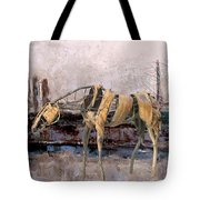 A Thirsty Horse 1 Tote Bag