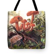 A Thorny Situation Tote Bag
