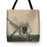 A Time For Courage Tote Bag