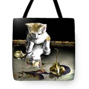 A Time For Peace Tote Bag