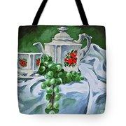 A Time For Tea Tote Bag