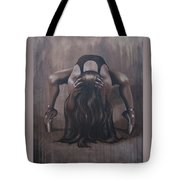 A Time To Mourn Tote Bag