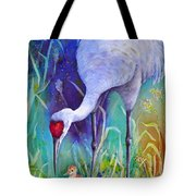 A Time To Nurture Tote Bag