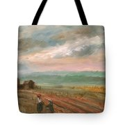 A Time To Plant - Sold Tote Bag