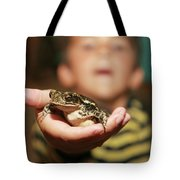 A Toad For You Tote Bag