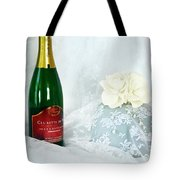 A Toast To Love And Laughter Tote Bag