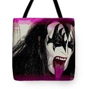 A Tongue Kiss Tote Bag