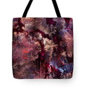 A Tortured Heart Tote Bag