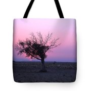 A Touch Of Alone Tote Bag