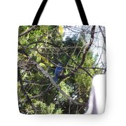 A Touch Of Blue 2 Tote Bag