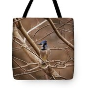 A Touch Of Blue Tote Bag