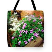 A Touch Of Nature Tote Bag