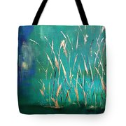 A Touch Of Teal Tote Bag