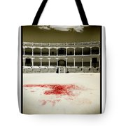 A Tradition Of Tragedy Tote Bag