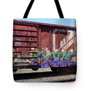 A Train Car Named Desire Tote Bag