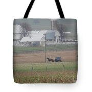 A Tranquil Spring Pause Tote Bag