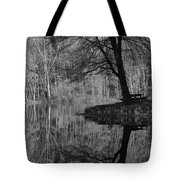 A Tree Of A Different Color Tote Bag