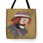 A Tribute To All Clowns Tote Bag