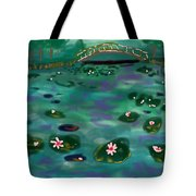 A Tribute To Lillies Tote Bag