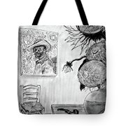 A Tribute To Vincent Tote Bag