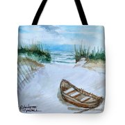 A Trip To The Beach Tote Bag