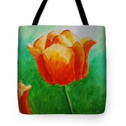 A Tulip For Jolee Tote Bag