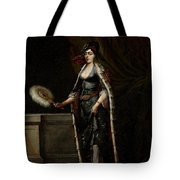 A Turkish Lady Tote Bag