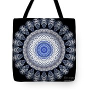A Twist Of Silver 2 Tote Bag