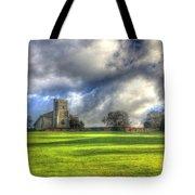 A Typical Brit Landscape Tote Bag