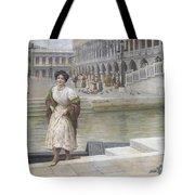A Venetian Beauty Tote Bag