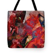 A Very Fairy Tale Of Two Butterflies In Pearlesque Tote Bag