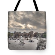 A Very Special Place Tote Bag