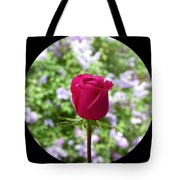 A Very Special Rose Tote Bag