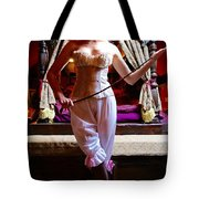 A Victorian Domme Tote Bag