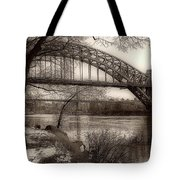 A View From Astoria Tote Bag