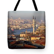 A View From Istanbul Tote Bag
