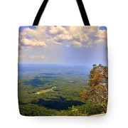 A View From Table Rock Tote Bag