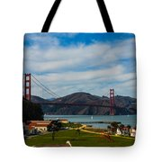 A View From The Presideo Tote Bag