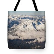 A View From Zugspitze Tote Bag