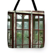A View Into The Past Tote Bag