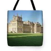 A View Of Blenheim Palace Tote Bag by Joe Winkler