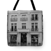 A View On Hermes Saint Tropez Tote Bag