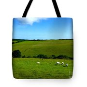 A View Over Exmoor 2 Tote Bag
