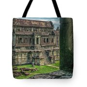 A View To Thrill Tote Bag