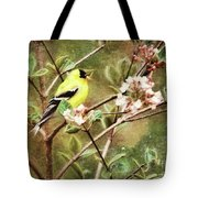 A Vision Of Spring Tote Bag